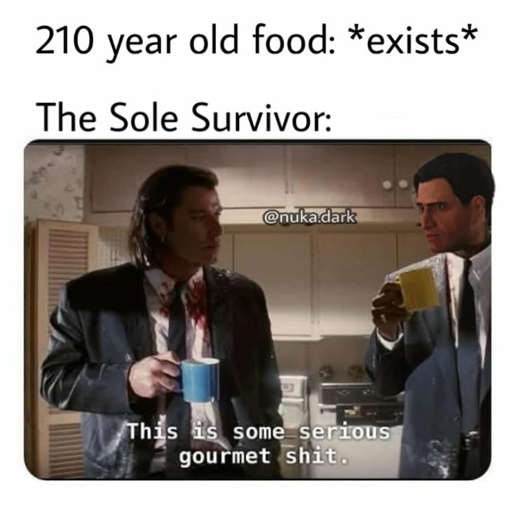 (Oc) Fallout 4 - meme