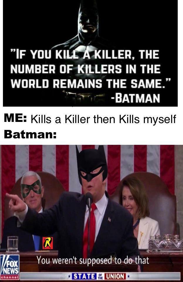 batman mem - meme