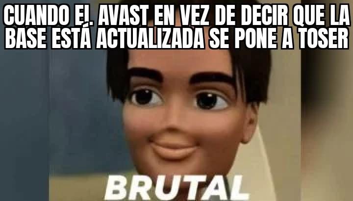 Brutalviru' - meme