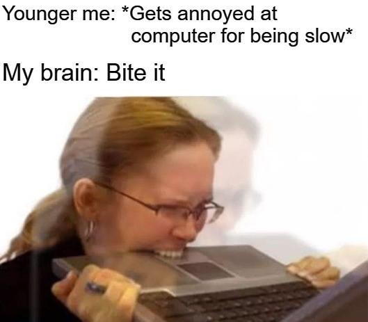 Just me...? - meme