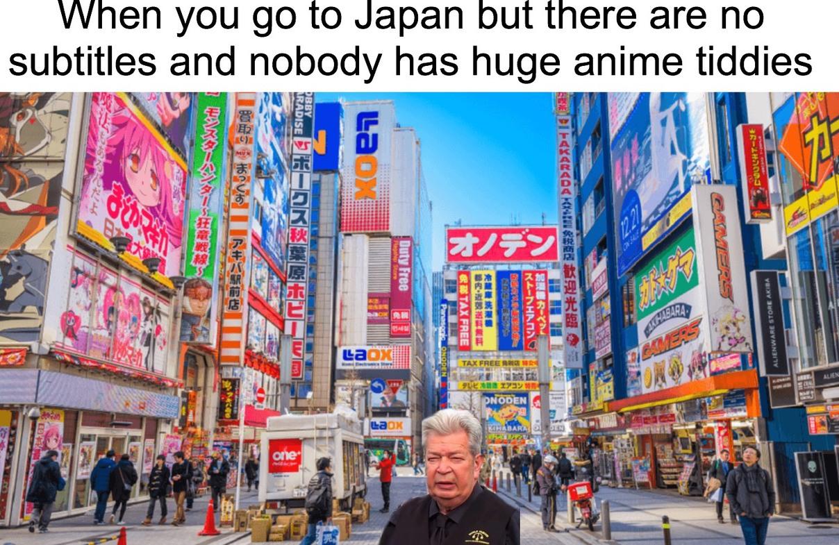 Japan hehehe - meme