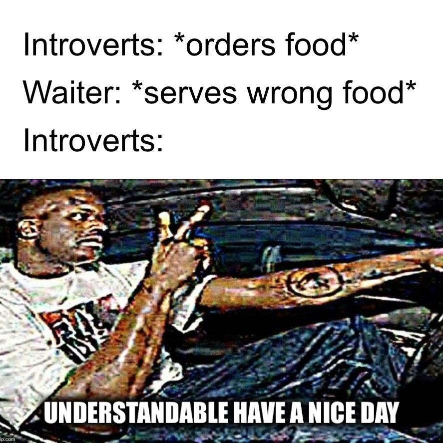 introverts b like - meme