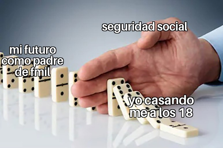 Seguridad social - meme