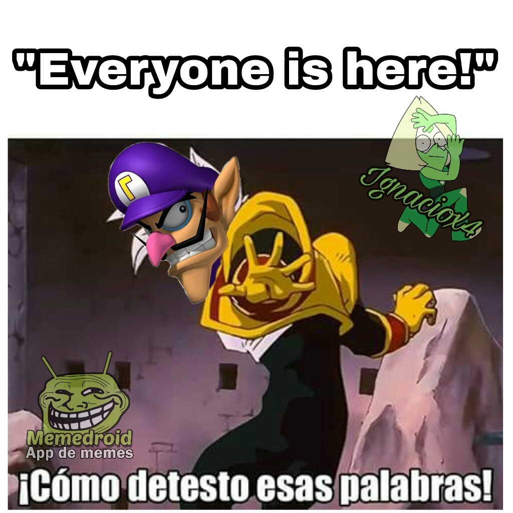 Wah - meme