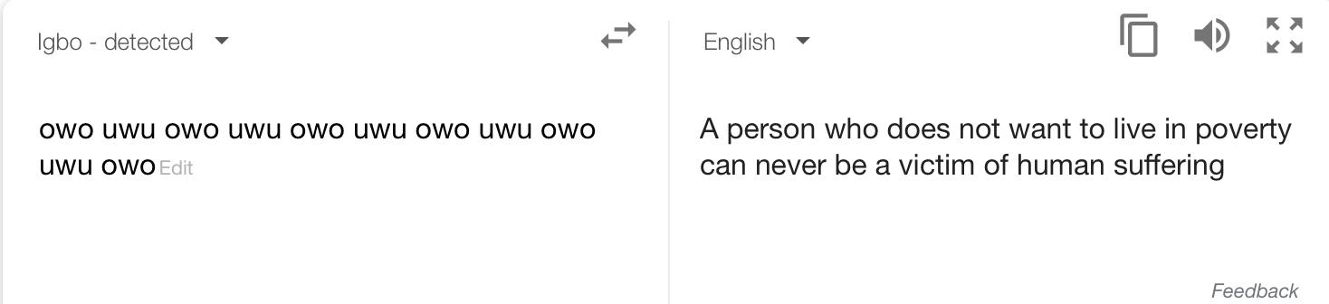 Google Translate gets it - meme