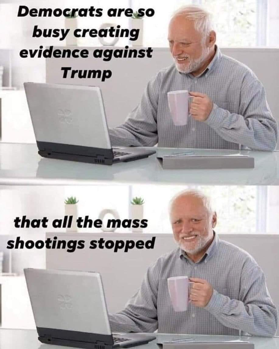 Creating Evidence - meme