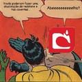 Mojang vai falir logo logo...
