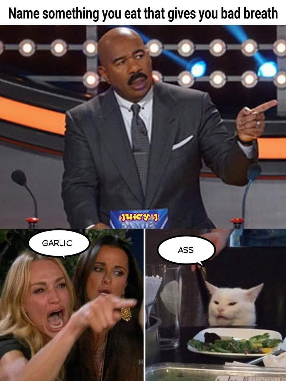 Sometimes the puss - meme