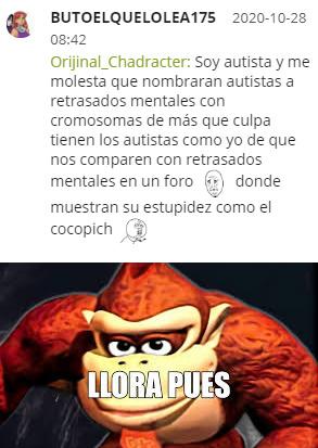 llora buto, llora :haters: - meme