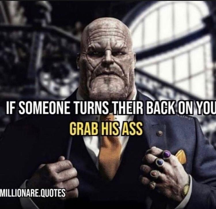grab his ass - meme
