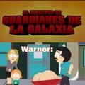 """Contexto: esto aparece en el trailer de """"El Escuadron Suicida"""" de Warner bros. Obviamente Guardianes de la galaxia no pertenece a Warner (no se ni para que carajo aclaro esto)"""