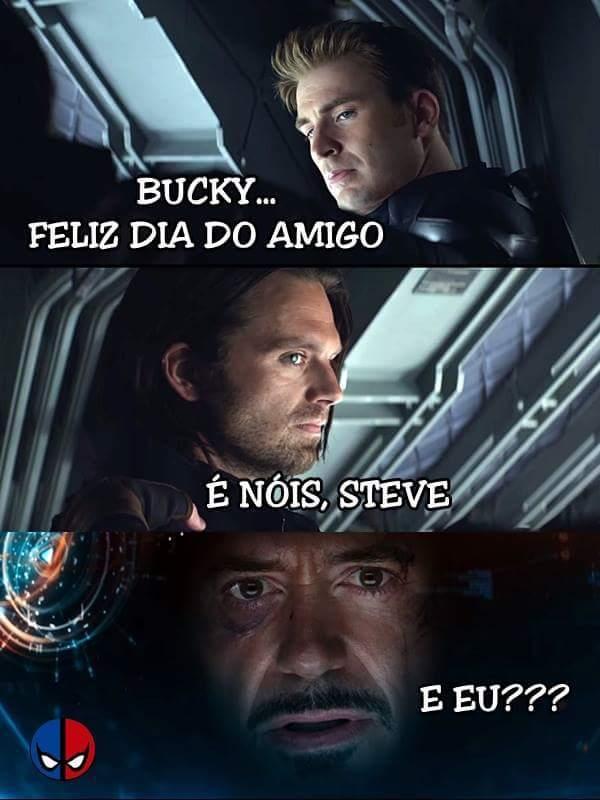 Dançou, Stark - meme
