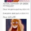 Zeus + mouse = pikachu