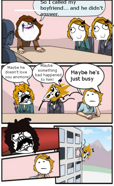 Original use of old template - meme