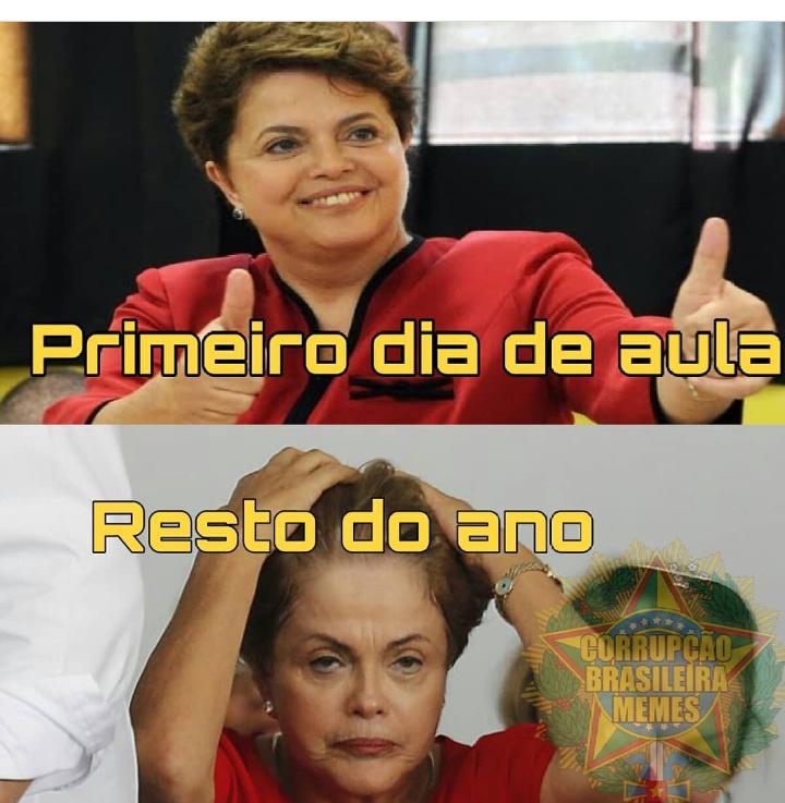 """Imaginem a Dilma pelada"" :ohgodwhy: - meme"