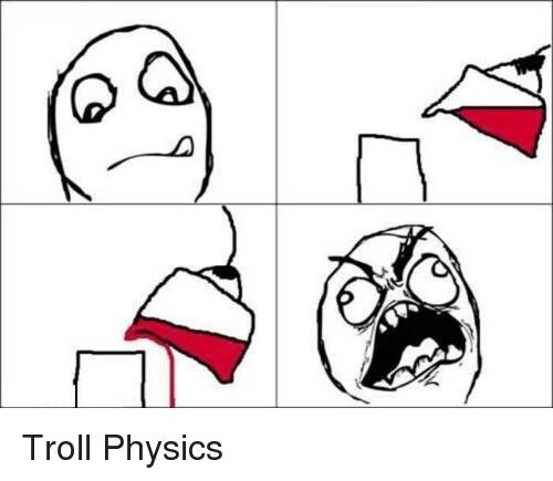 Troll pours - meme