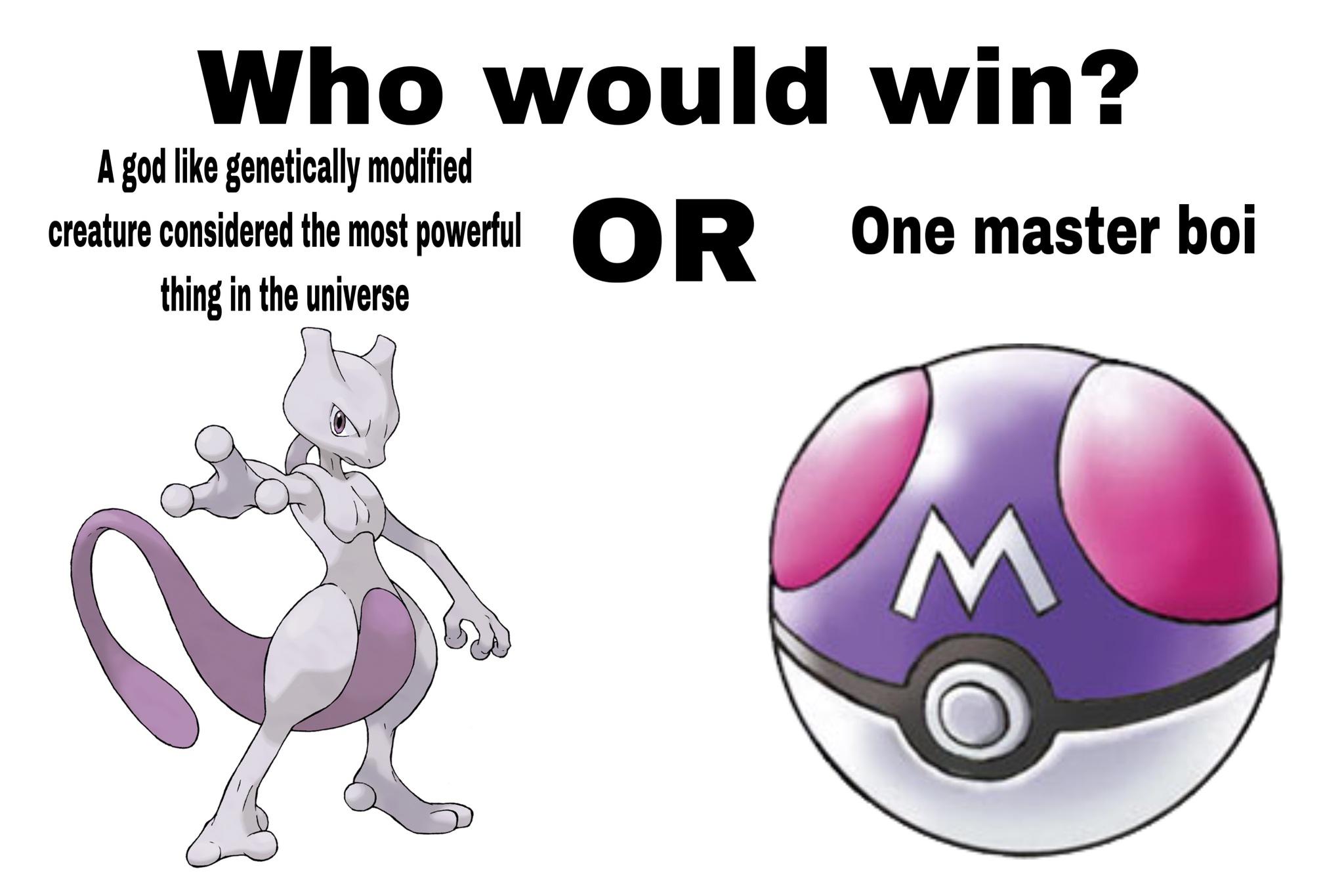 Pokémon logic - meme