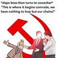 communistic revolution
