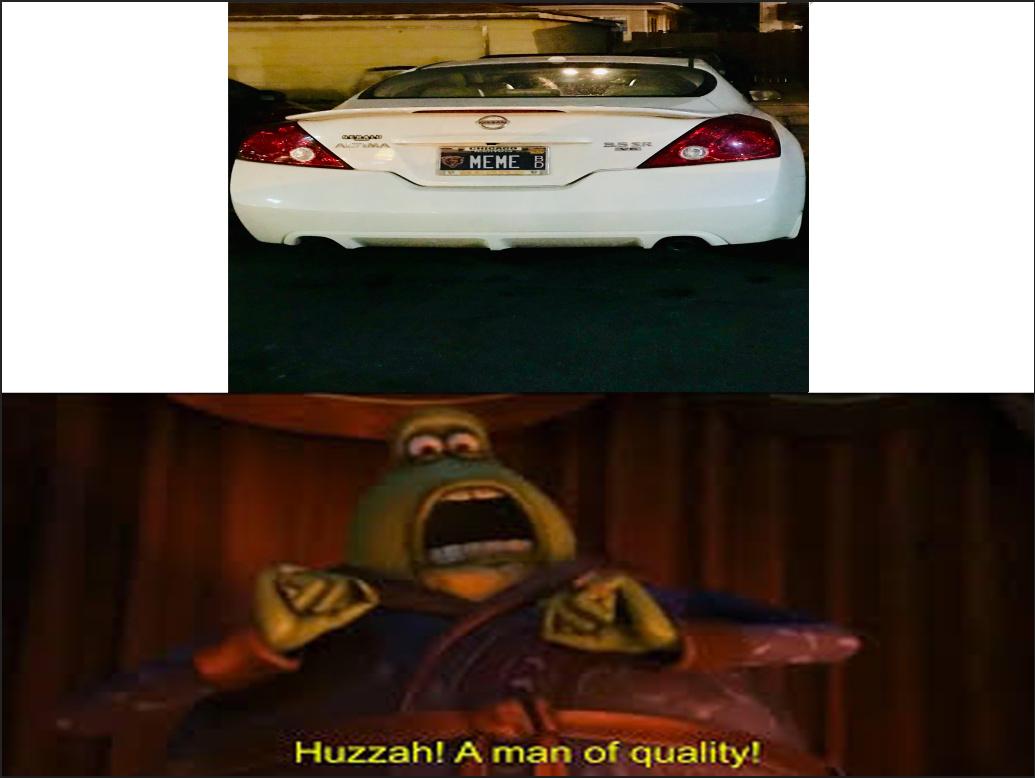 Great plates - meme