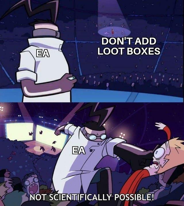 EA 5$ for title - meme