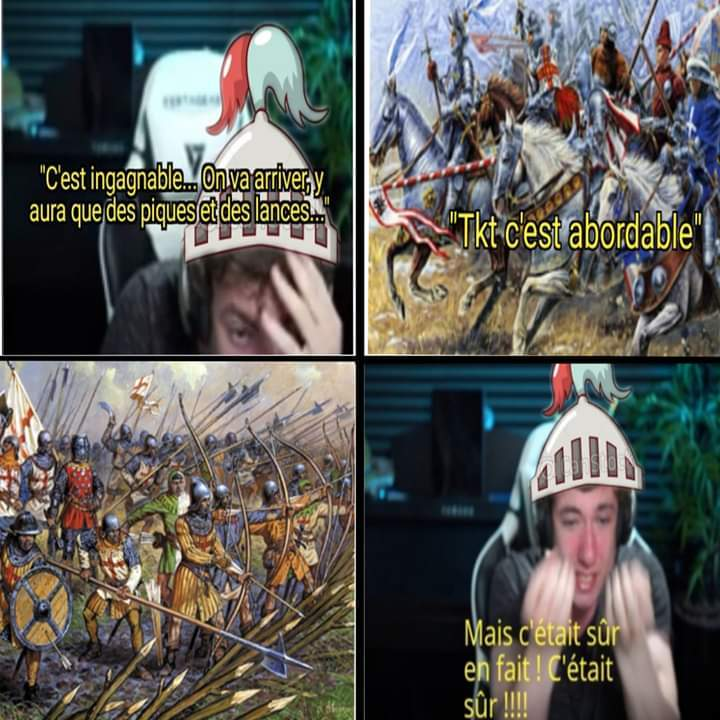 Remémorer Crécy - meme