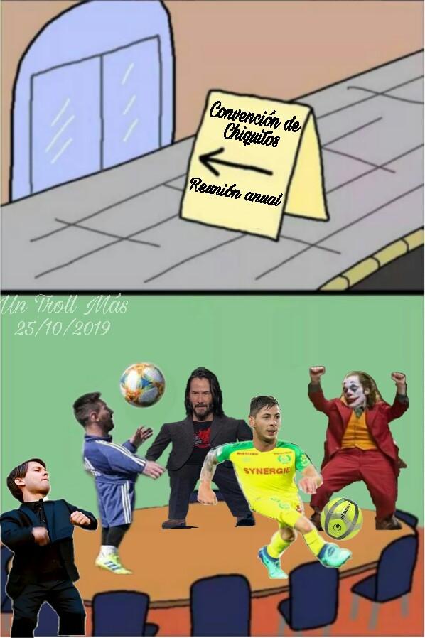 Los Chikitos ._.XD - meme