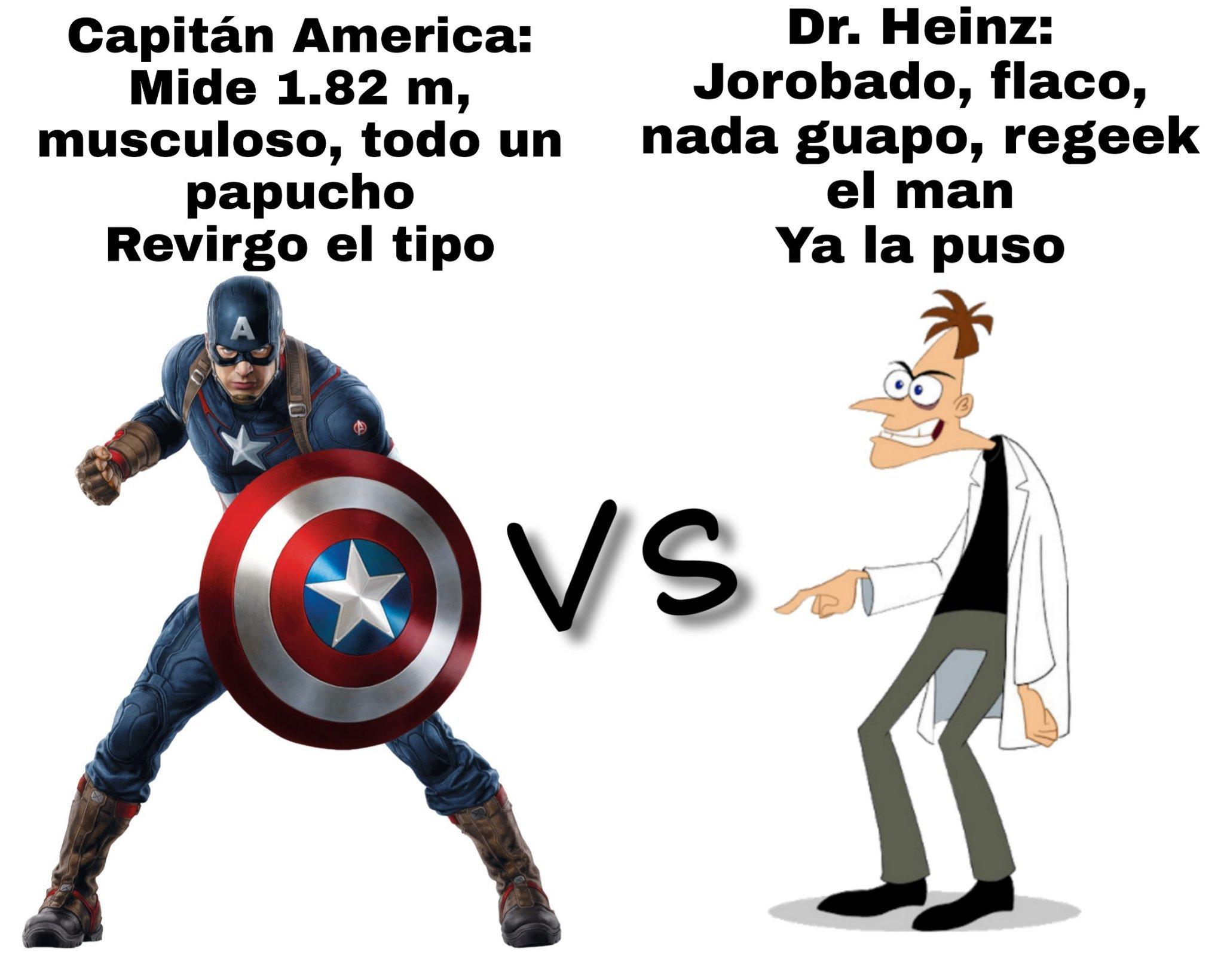 Grande el Doofenshmirtz - meme