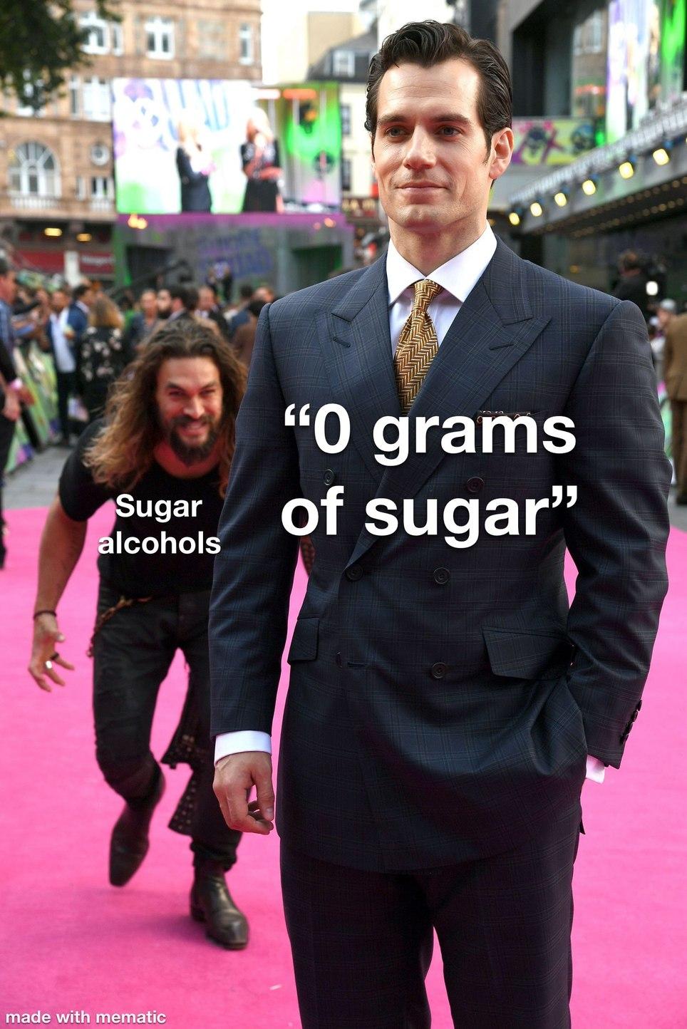 My bois on diets get it - meme