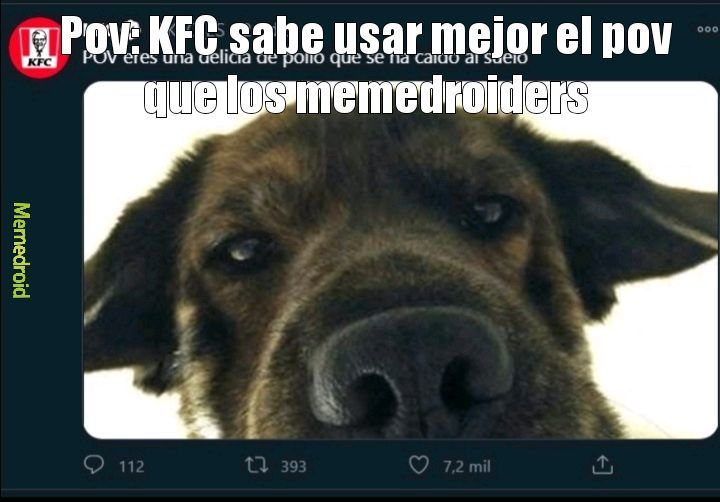 When haces tus momos en memedroid