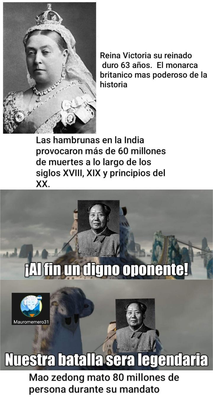 2 genocidas - meme