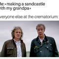 one last sand castle