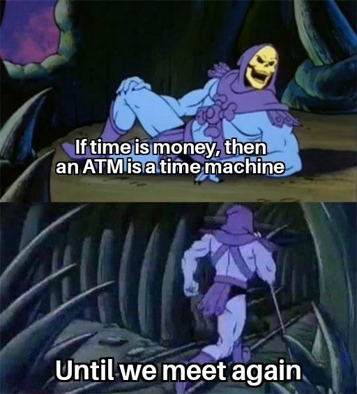 Until we meet again - meme