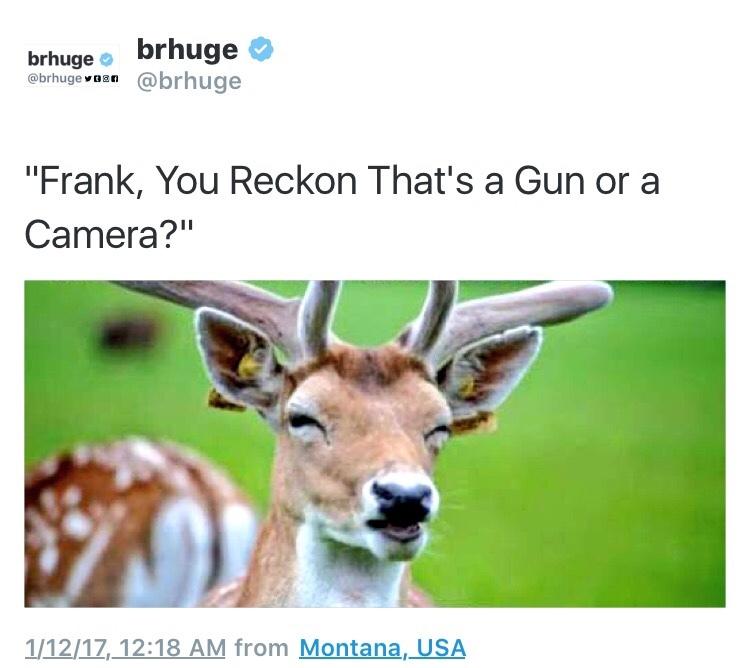 reindeer games - meme