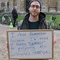 Feminism ruins men