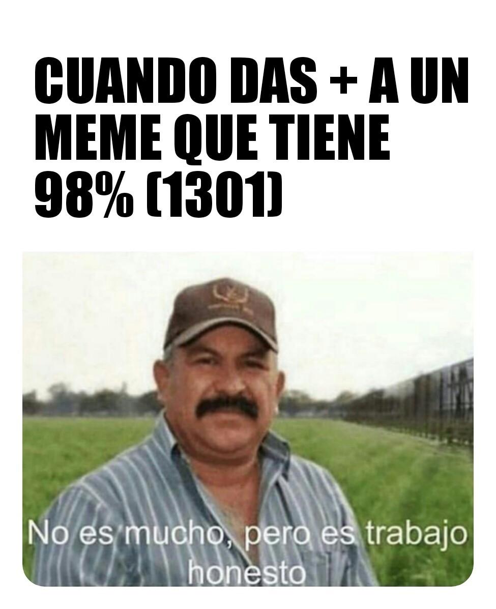Mi 8to meme espero les guste ;)