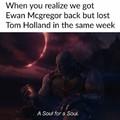 A Soul for a soul