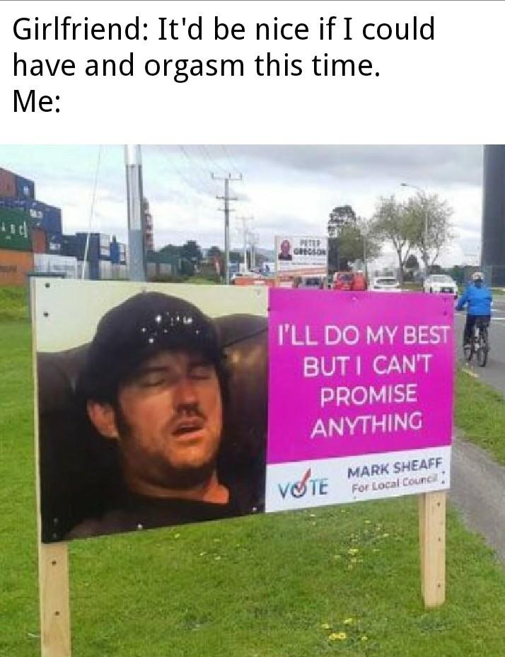 Im lazy - meme