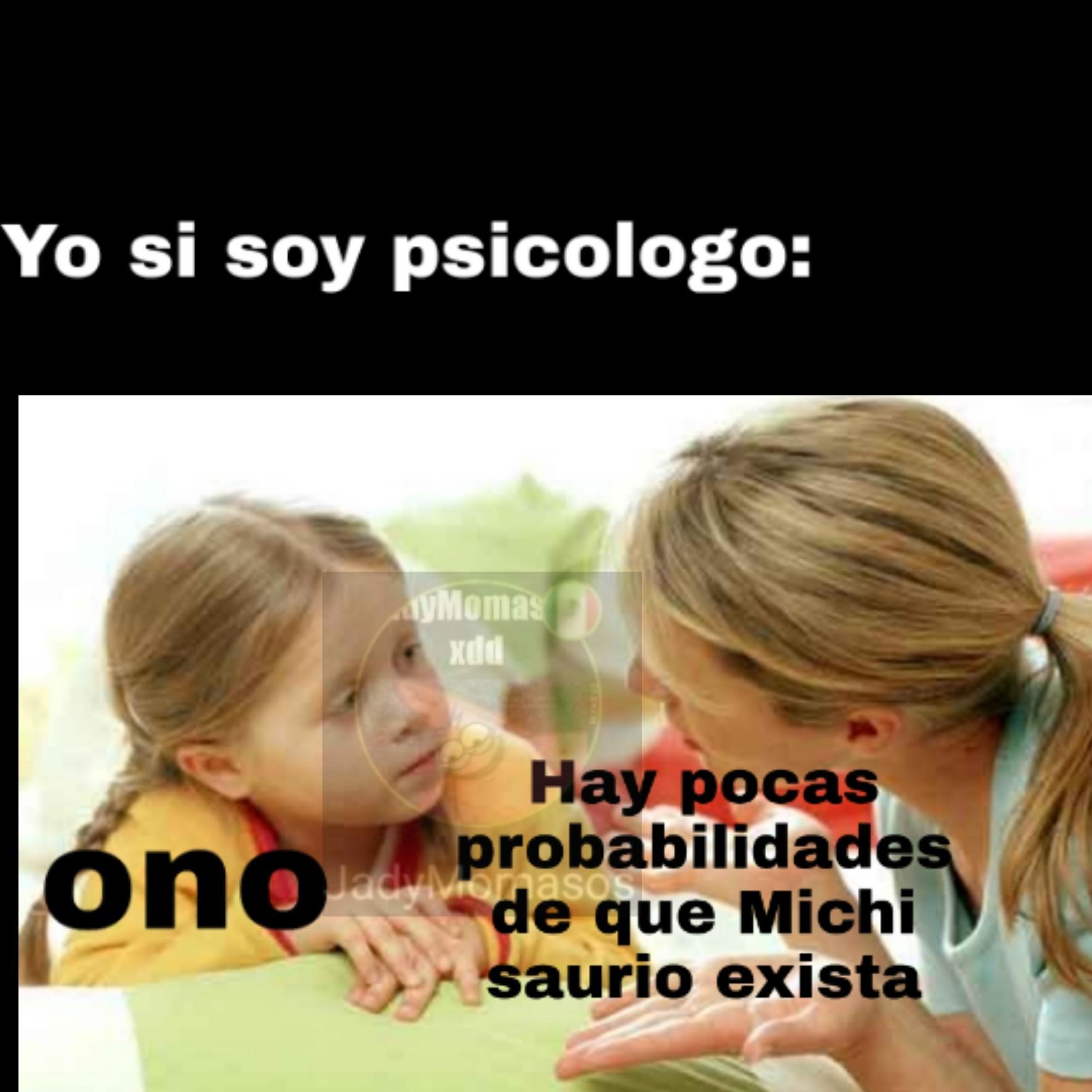 Psicologo... - meme