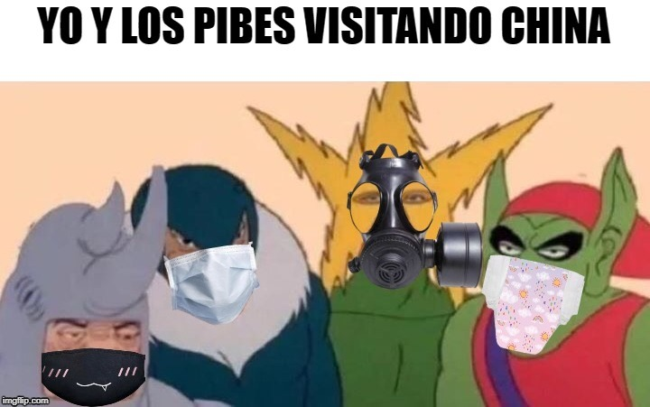 CORONAVIRU - meme