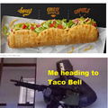 I hate Taco Bell now!
