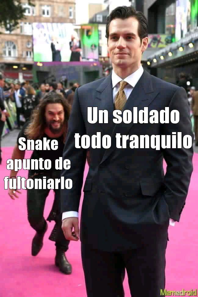 El buen snake - meme