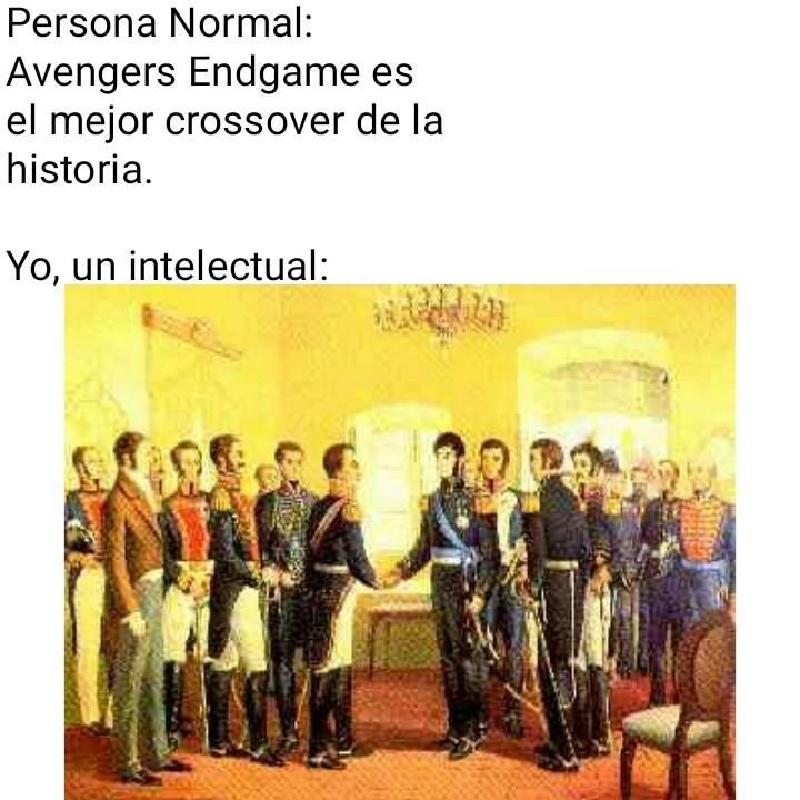 Entrevista de Guayaquil - meme