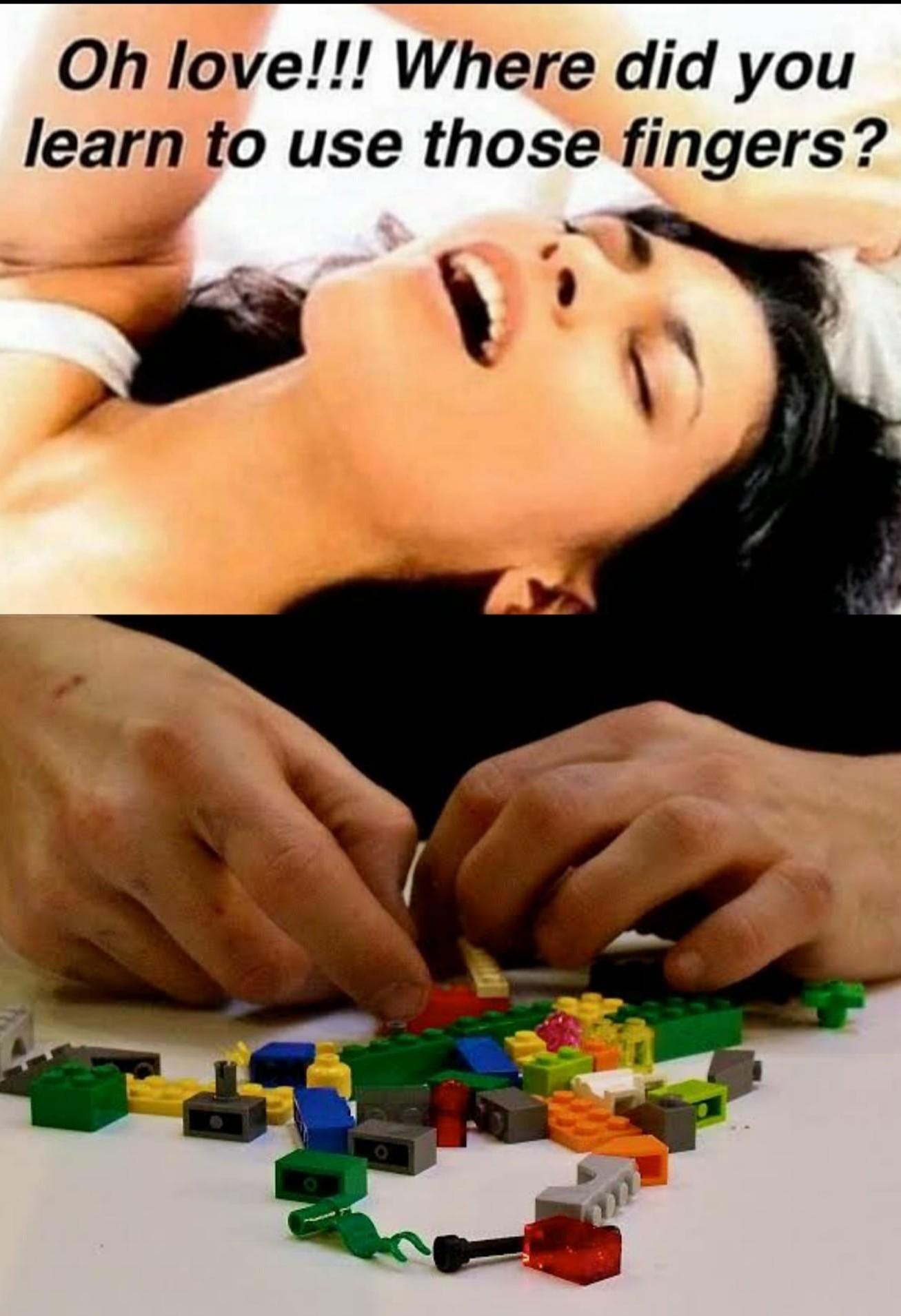 Lego Master - meme