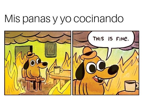 alta cocina - meme