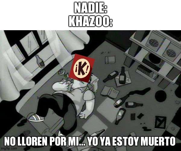 PINCHE FURRO KLIAO QUE SE LA JALABA CON RULE 34. - meme