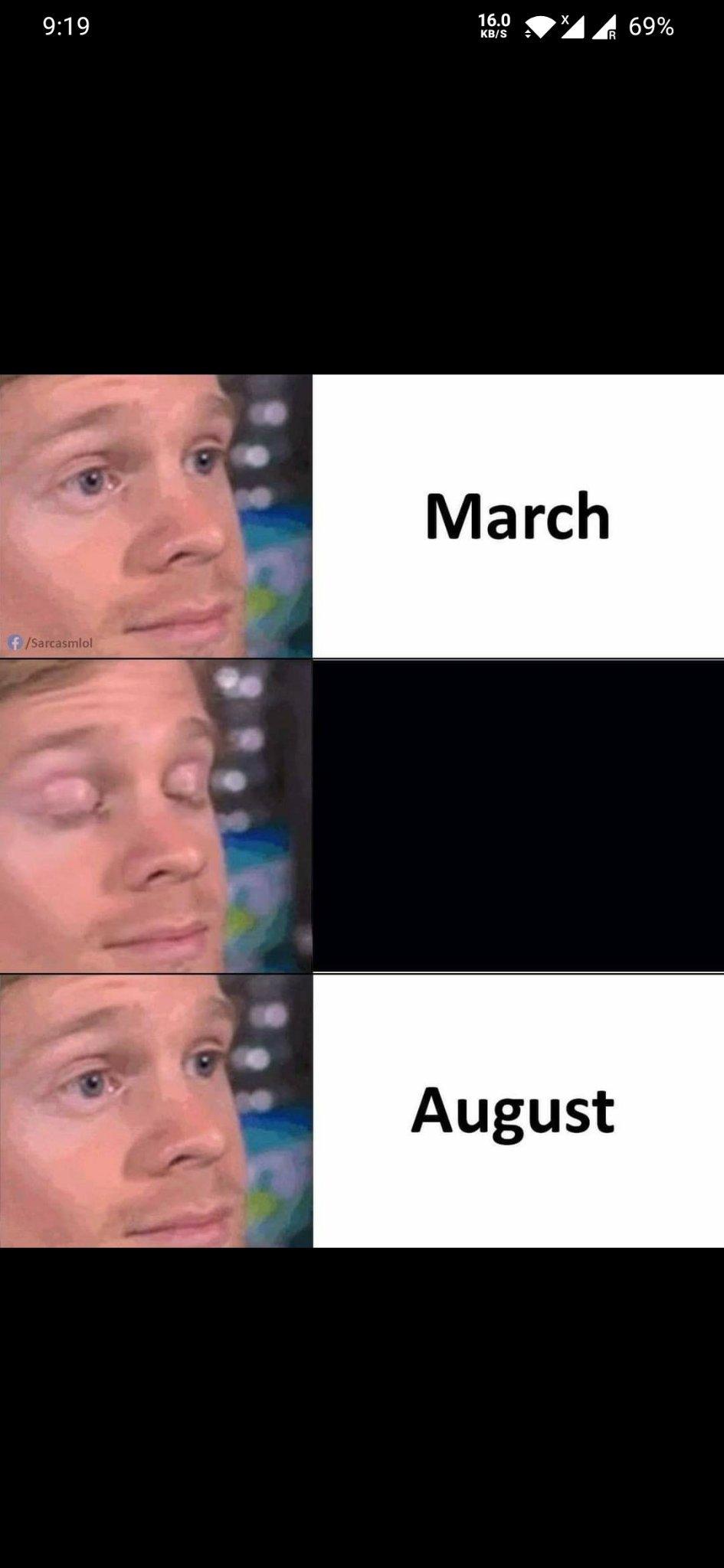 Alpha beta Gamma - meme