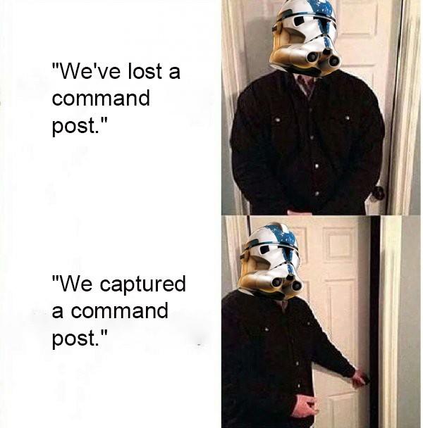 Commander - meme