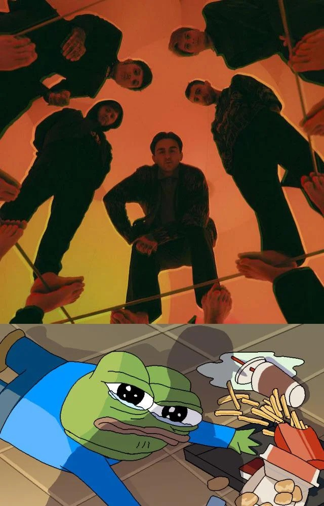 Bring Me The Horizon hace bullying - meme