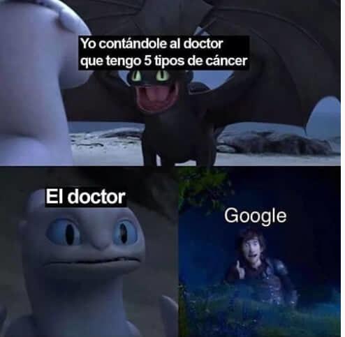 gogle - meme