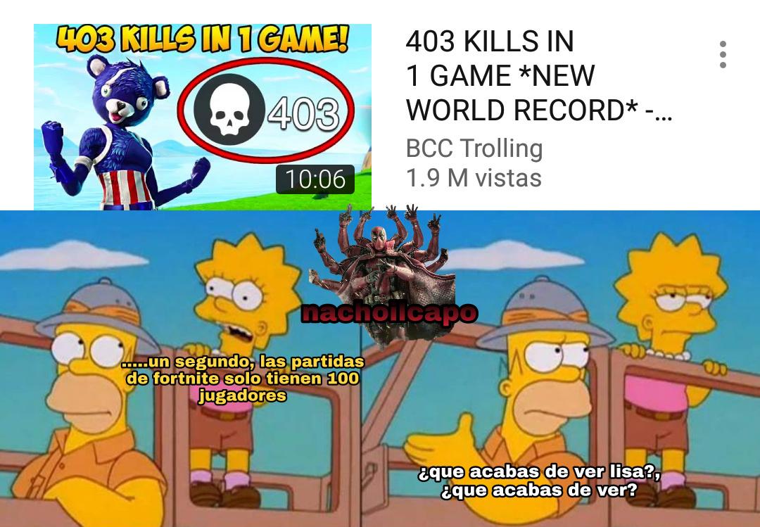 Ese clickbait - meme
